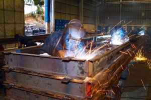 California steel welding training